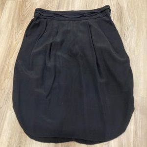 Wilfred 100% Silk Skirt